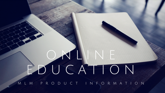online education MLM Product information